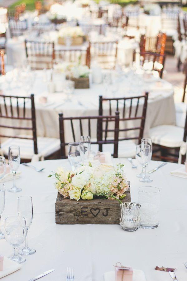 Wedding arrangements: 70 ideas for table, flowers and decoration 14