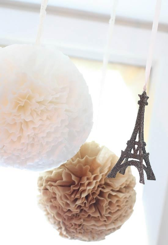 Coffee Filter Crafts: 60 Ideas to Be Inspired 1