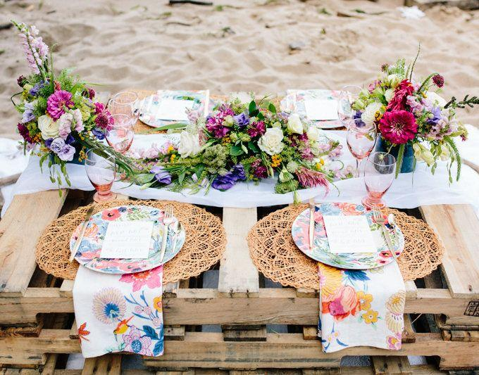 Beach Wedding Decoration: Inspiring Tips 23