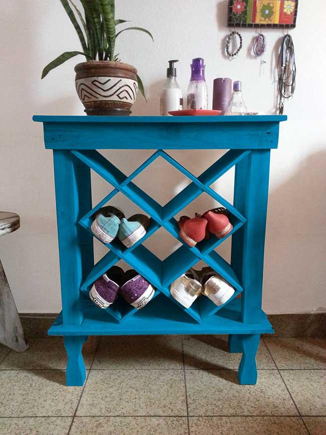 Pallet Shoe: 50 ideas, photos and step by step