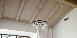 Chandeliers for double rooms: 60 models in beautiful designs