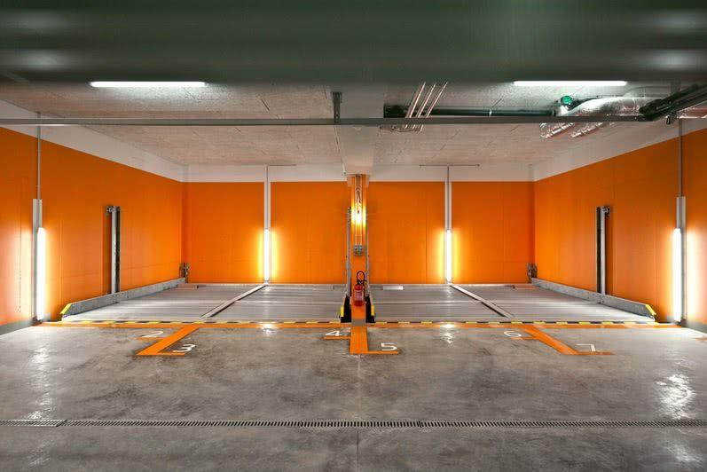 Garage floor: see key types and ideas for inspiration 42