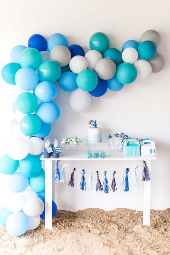 Childrens party decoration: step-by-step and creative ideas 42