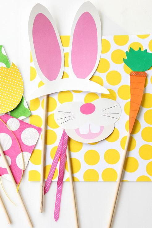Use fun little cards for Easter