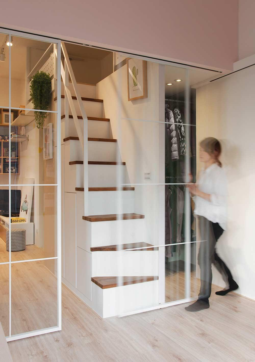 Glass door: 60 ideas and designs to inspire 1