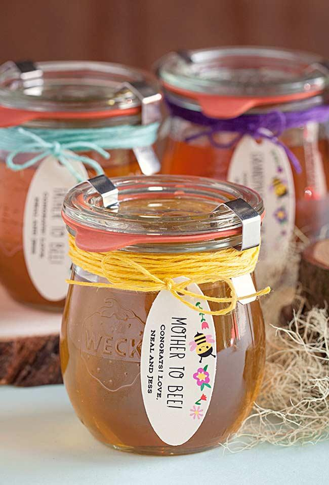 Honey to sweeten the lives of the guests