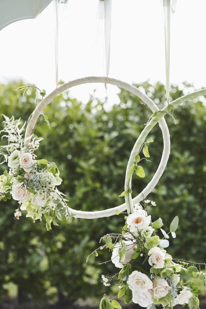 Wedding arrangements: 70 ideas for table, flowers and decoration 52