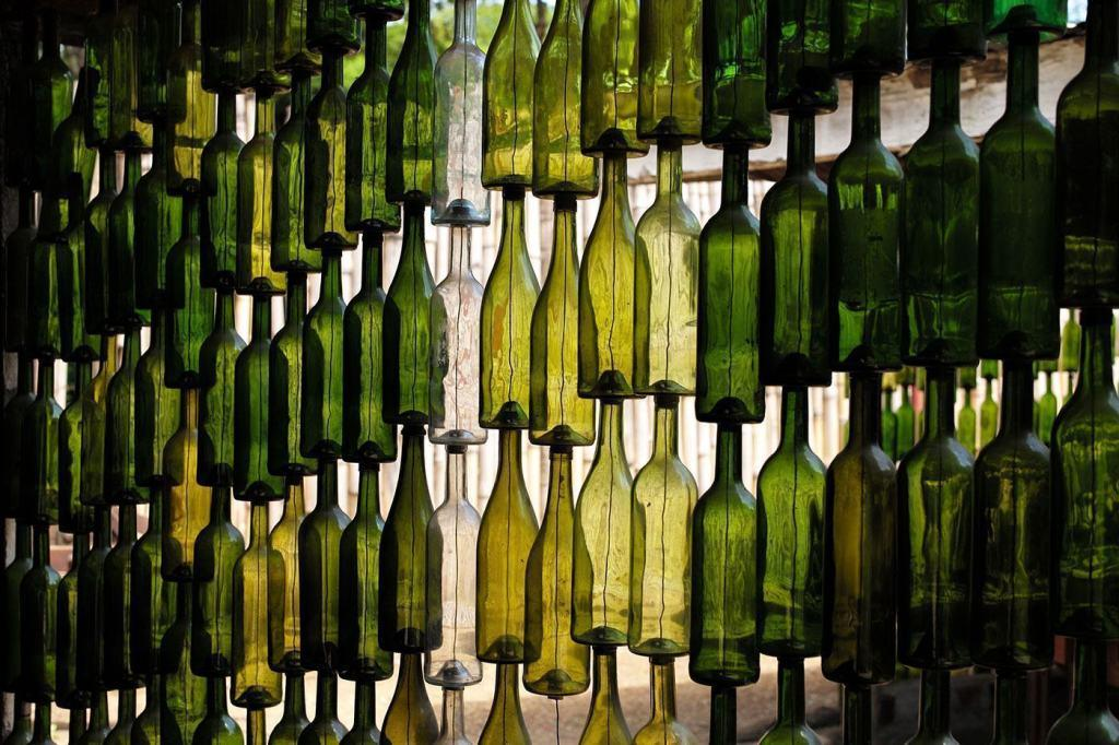 Glass Bottle Handicraft: 80 Awesome Tips and Photos 66