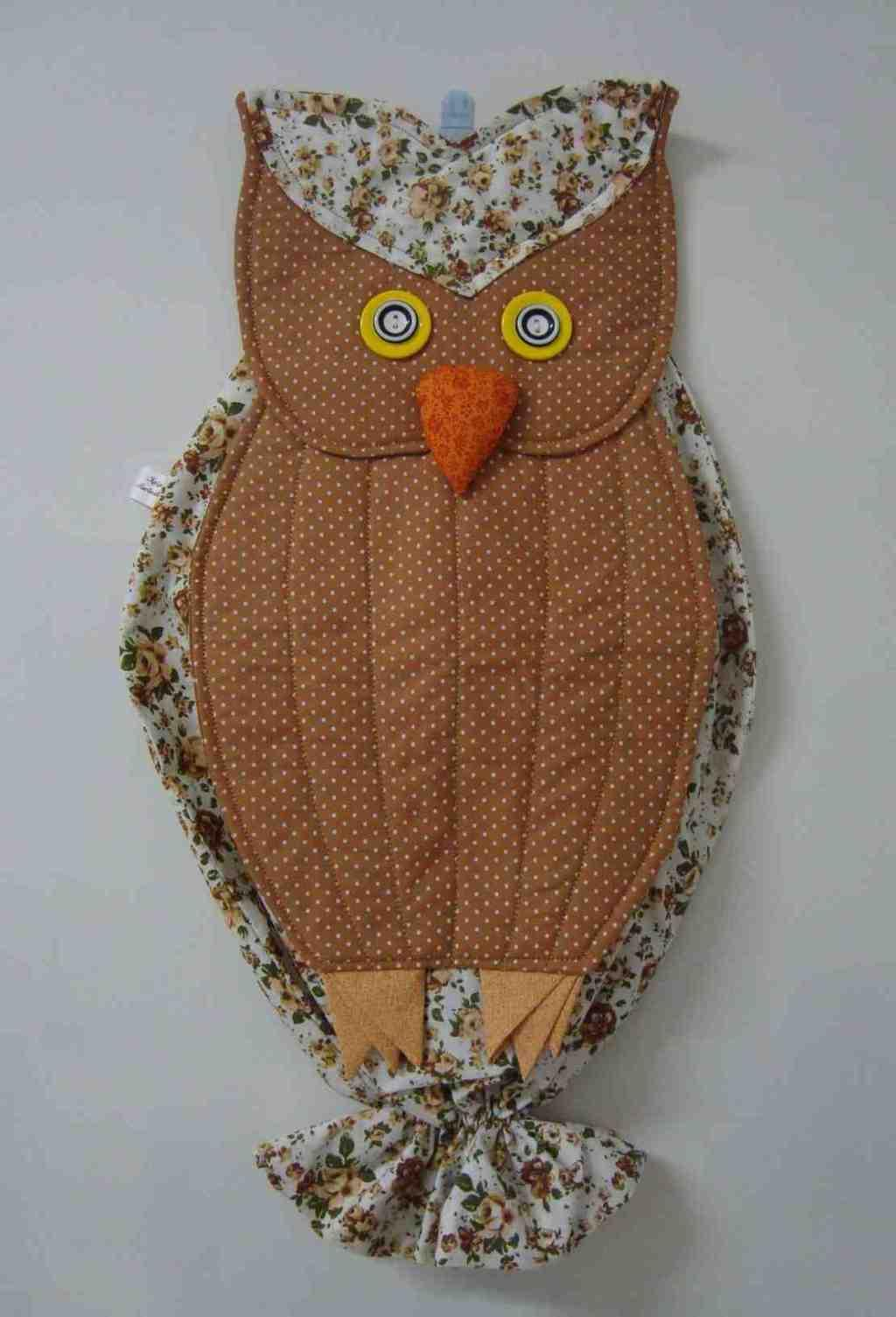 Pull Owl Bag: 60 ideas with photos and video step by step 35