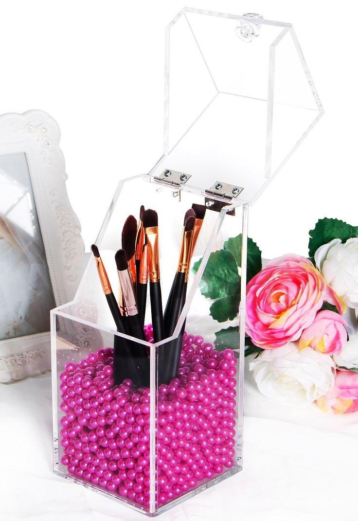 Makeup table: 60 ideas to decorate and organize 43