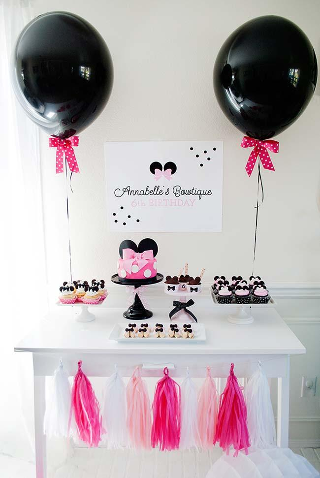Party of the simple minnie