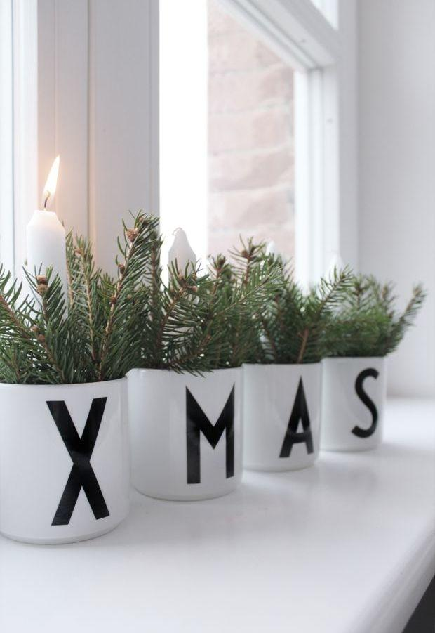 Simple and cheap Christmas decoration: 60 perfect ideas to be inspired 43