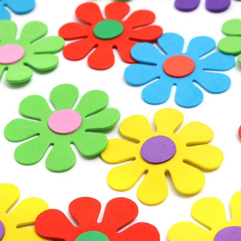 EVA Flowers: 70 ideas, templates and step by step 30