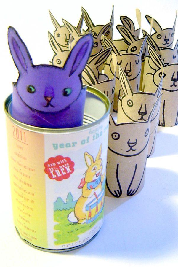 Decorated Cans: 70 Cool Ideas to Make at Home 62