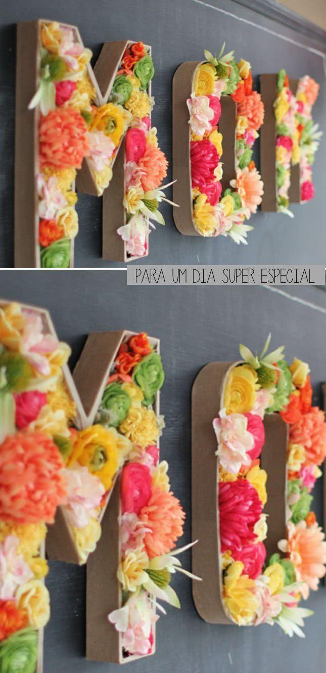 Mother's Day Decoration: 60 Ideas to Be Inspired 11
