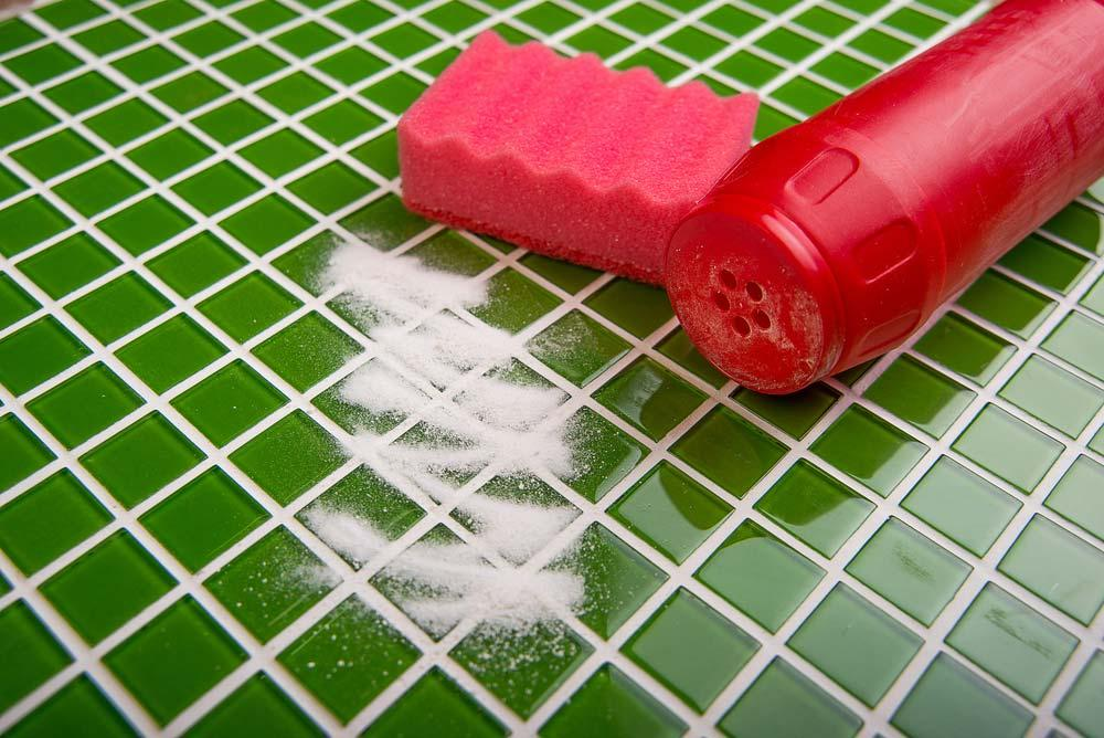 How to Clean Tiles with Baking Soda