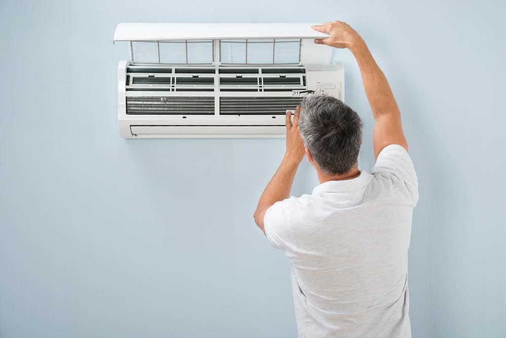 How to Clean Split Air Conditioning