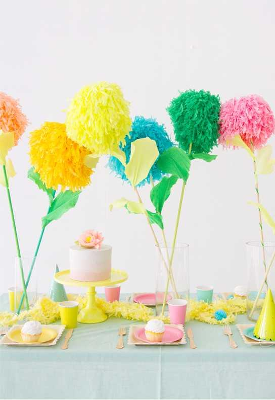 Festa Neon: 60 decorating ideas and photos of theme 40