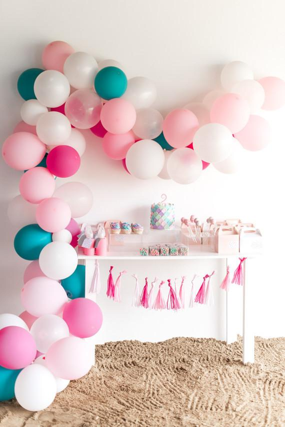 Childrens party decoration: step-by-step and creative ideas 17