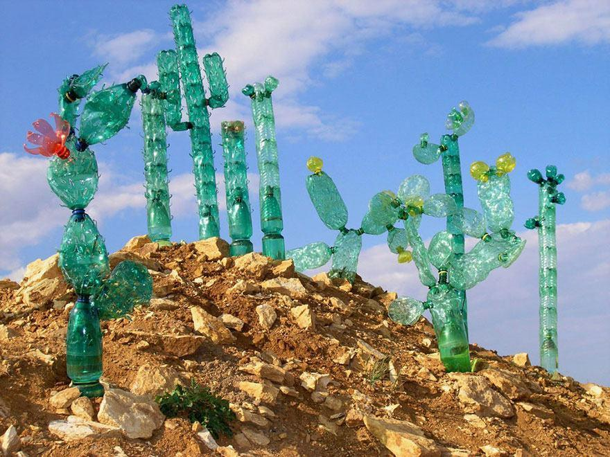 PET Bottle Craft: 68 Photos and Footsteps 55