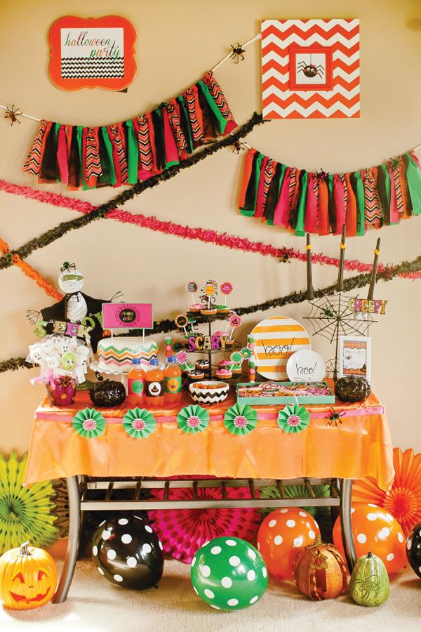 Halloween Party: 60 decorating ideas and 40 theme photos