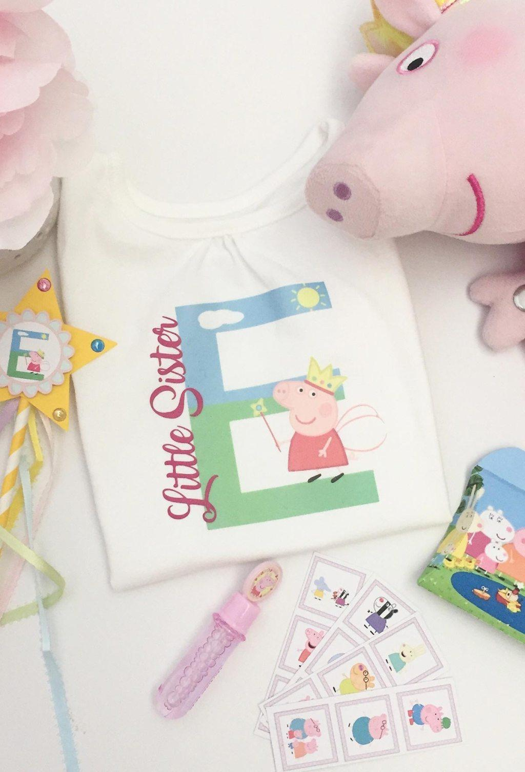 Peppa Pig Souvenirs: 50 decorating ideas and step by step 41