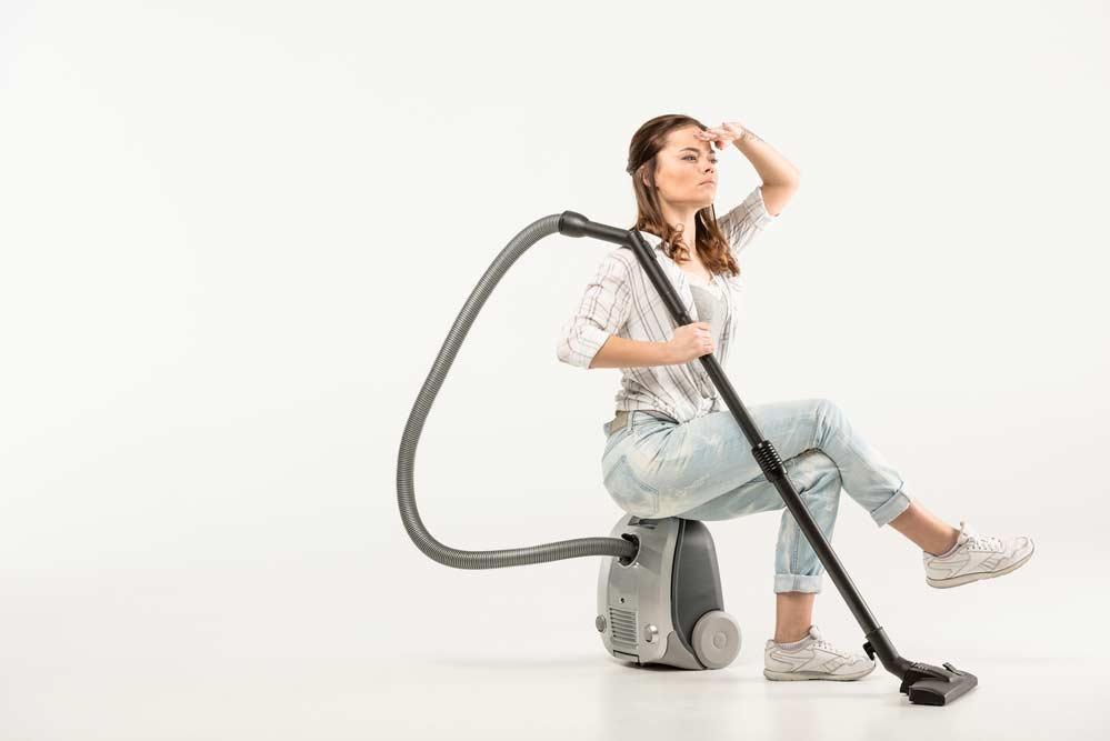 How to Clean Porcelain with Vacuum Cleaner