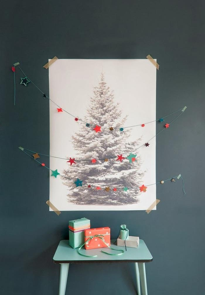 Simple and inexpensive Christmas decoration: 60 perfect ideas to inspire 22