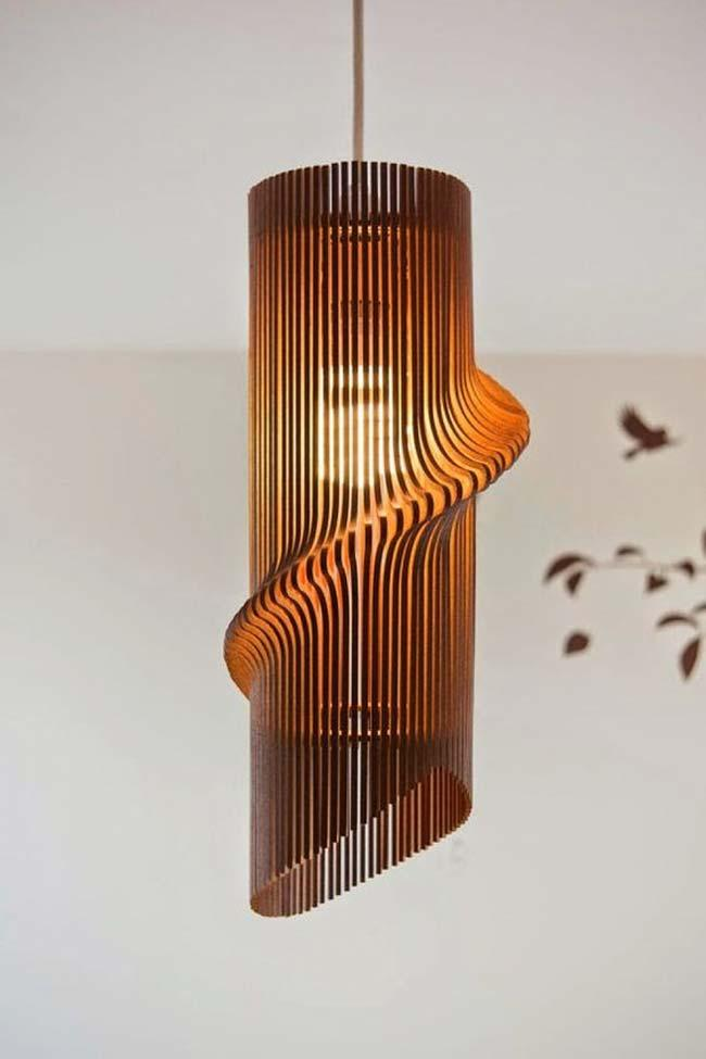 Lampshade with special effect