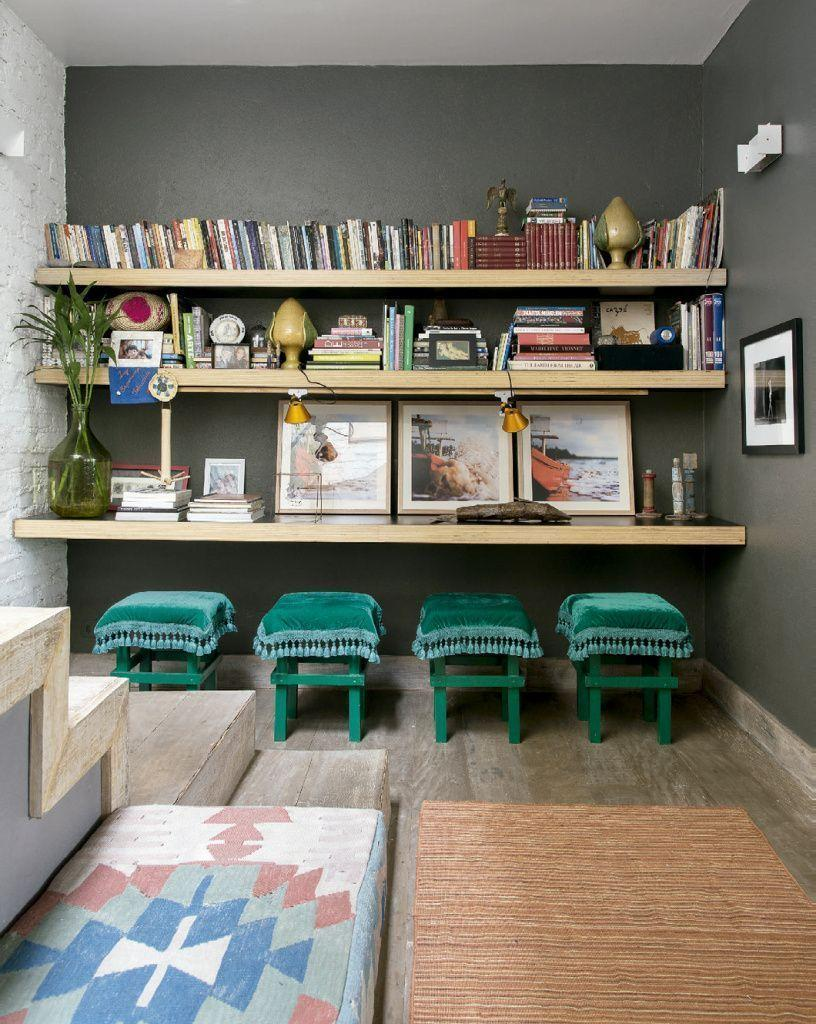 Reading Corner: 60 Decorating Ideas and How to Make 8