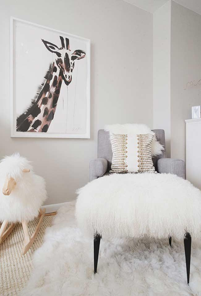 Accessories to make the breastfeeding armchair more comfortable