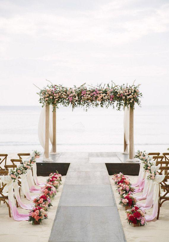 Beach Wedding Decoration: Inspiring Tips 16