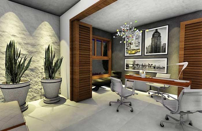 Optimize your office size