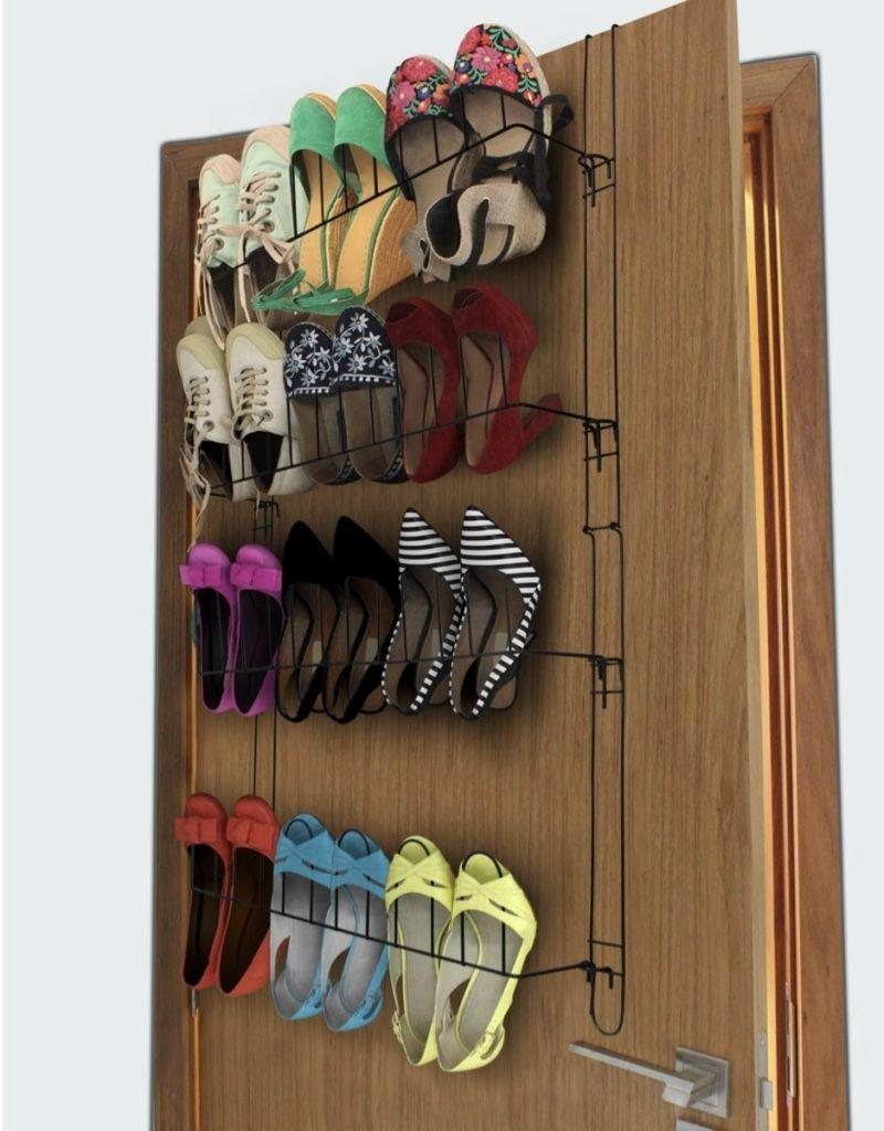60 ideas and tips on how to organize shoes 14