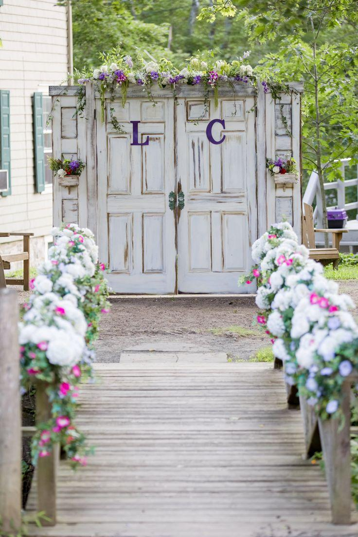 Rustic wedding: 80 decorating ideas, photos and DIY 32