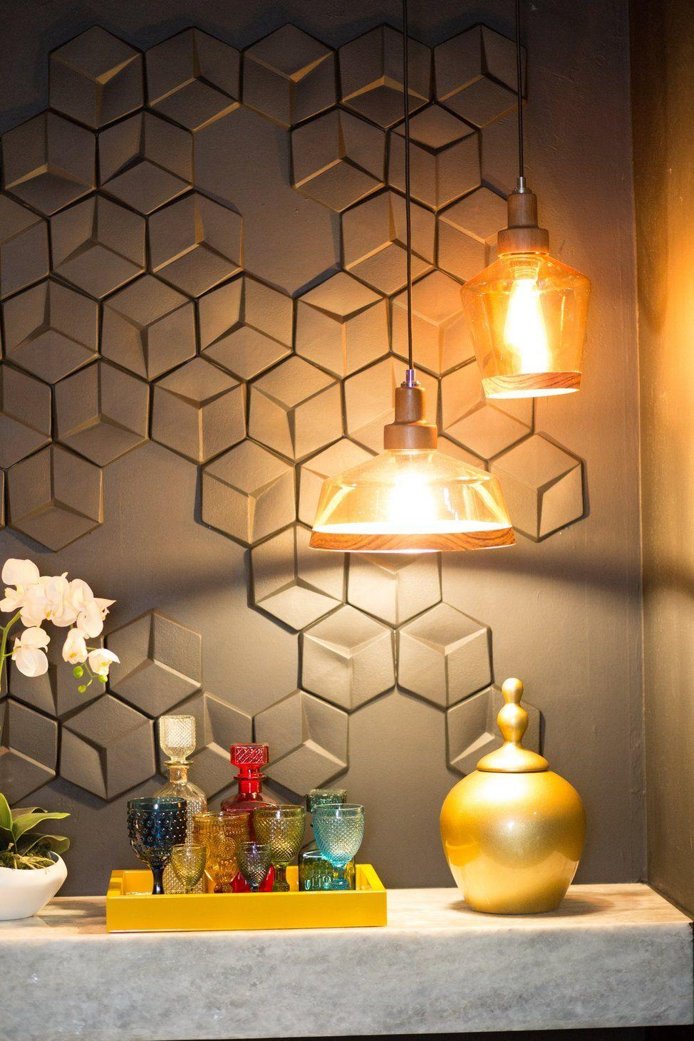 3D Coating: 60 Stunning Ideas in Decor 55