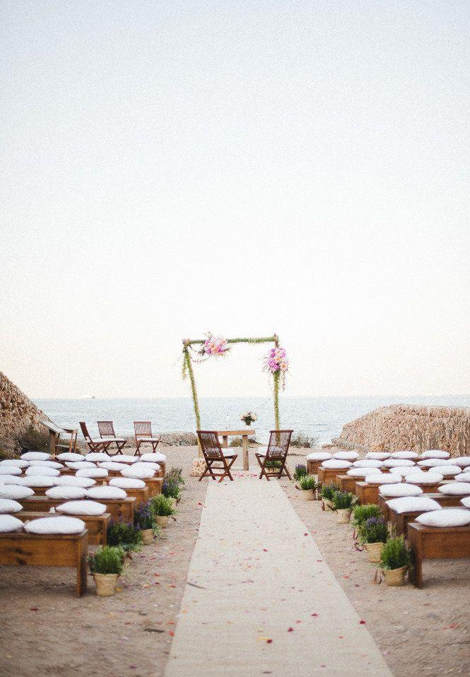 Beach Wedding Decoration: Inspiring Tips 28