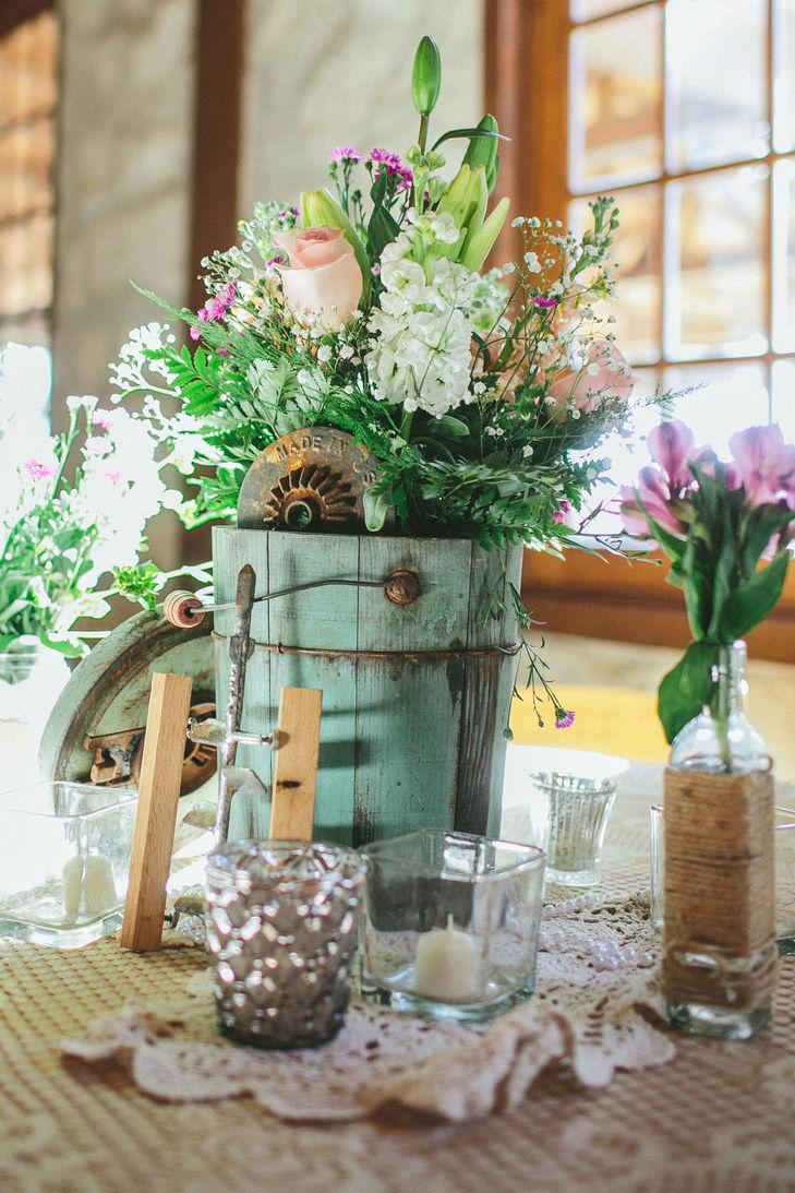 Rustic wedding: 80 decorating ideas, photos and DIY 43