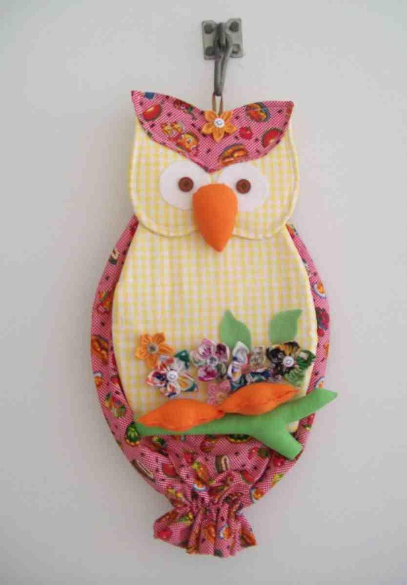 Pull Owl Bag: 60 ideas with photos and video step by step 19