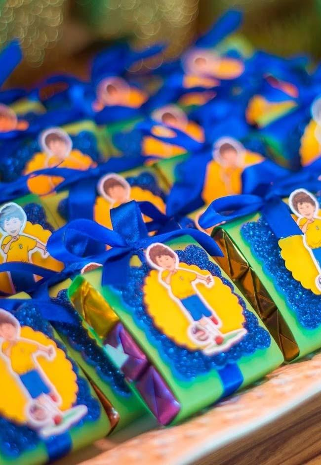 World Cup Souvenirs for children's party