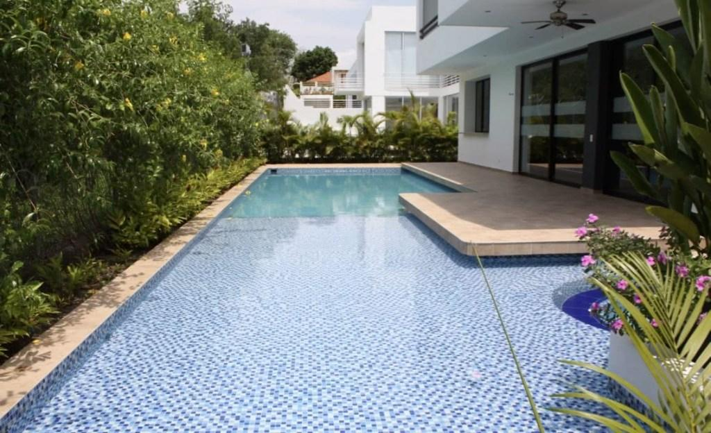 Vinyl Pool: What It Is, Advantages And Photos To Inspire 58