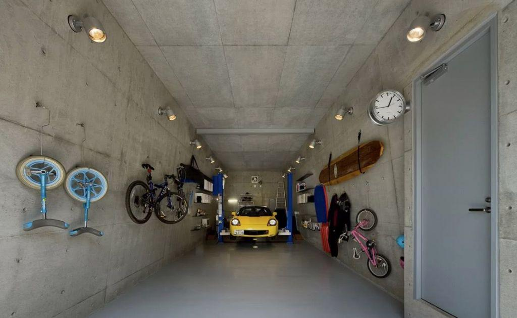 Garage floor: see the main types and ideas to be inspired 51