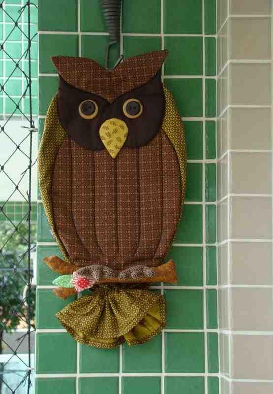 Pull Owl Bag: 60 ideas with photos and video step by step 10