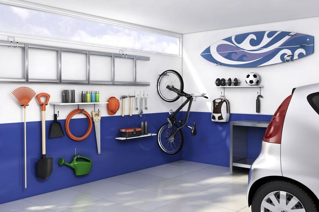 Garage floor: see key types and ideas for inspiration 45