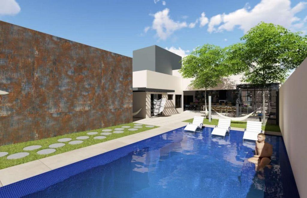 Vinyl Pool: What It Is, Advantages And Photos To Inspire 54
