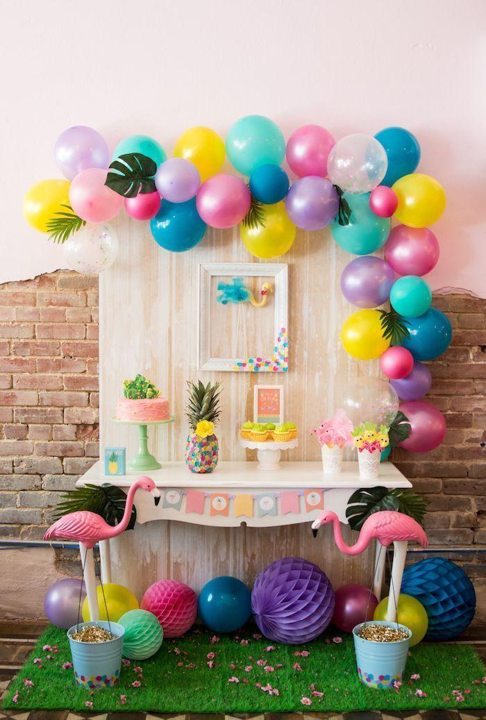 Decoration with balloons: 85 inspirations to decorate 3