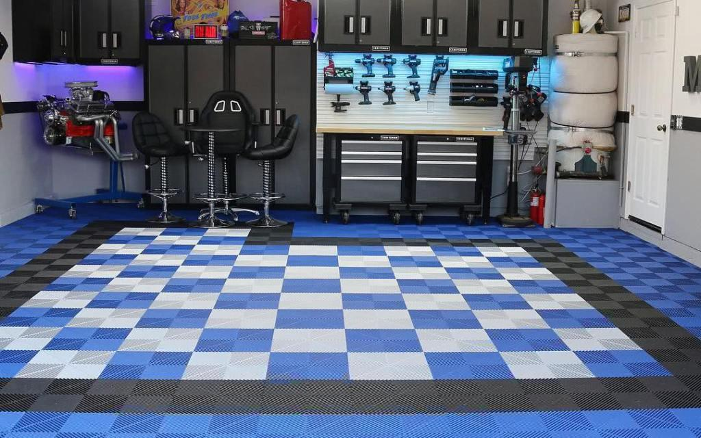 Garage floor: see the main types and ideas to be inspired 9