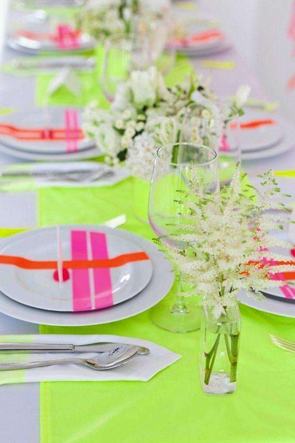 Festa Neon: 60 decorating ideas and photos of theme 6