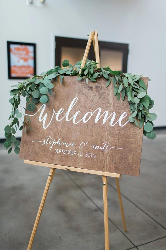 Rustic wedding: 80 decorating ideas, photos and DIY 2