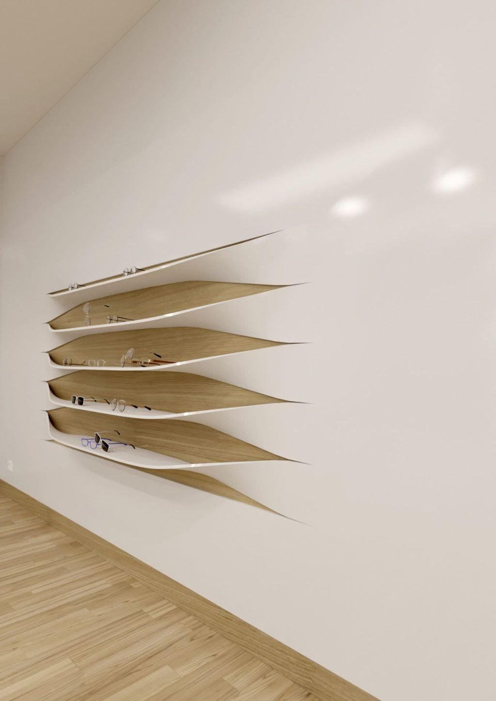 Creative Shelves: 60 Modern and Inspiring Solutions 3